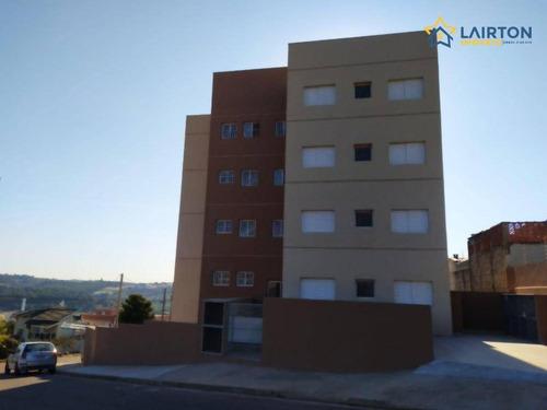 Apartamento Com 2 Dormitórios À Venda, 51 M² Por R$ 220.000,00 - Nova Cerejeiras - Atibaia/sp - Ap0170