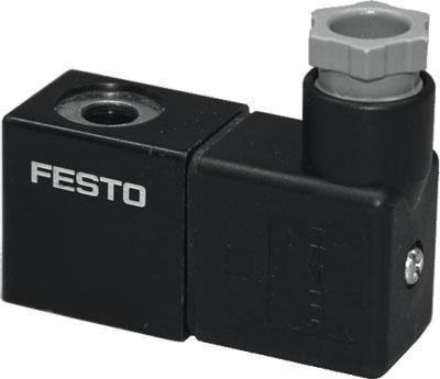 Bobina Magnética Para Electroválvula Festo Msfg-24dc/42ac