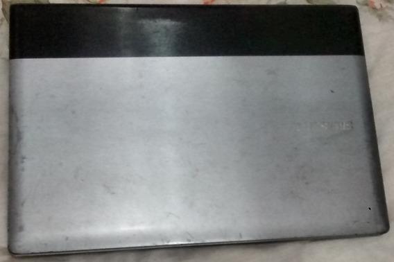 Carcaça Completa Samsung Rv 415 - Original
