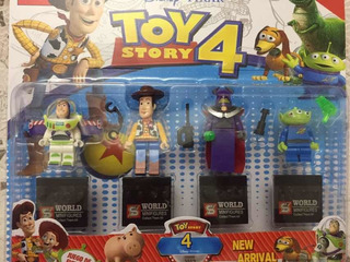 Lego Toy Story 4 Blister