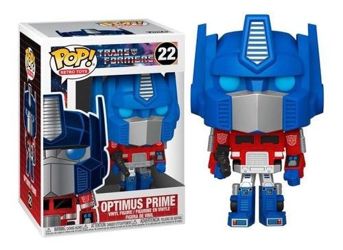 Funko Pop #22 Optimus Prime