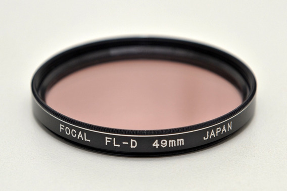 Filtro Focal Fl-d 49mm (made In Japan)