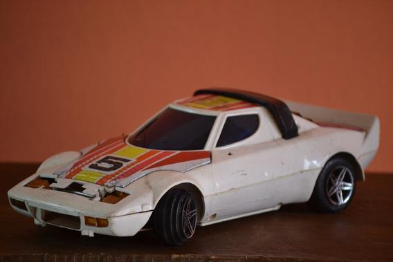 Carrinho Estrela Racing Team Ano 1970 Brinquedo Stratus