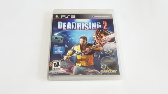 Dead Rising 2 - Ps3 - Original
