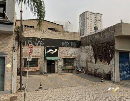 Prédio À Venda, 410 M² Por R$ 2.140.000,00 - Centro - Santo André/sp - Pr0014