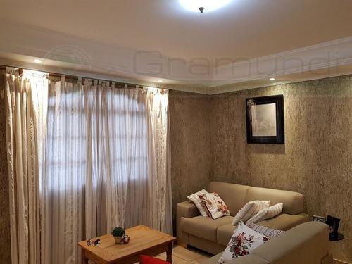 Casa Sobrado Para Venda, 3 Dormitório(s), 260.0m² - 5769