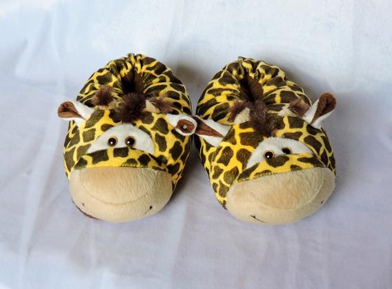 Pantufa Girafa Juvenil 30\33