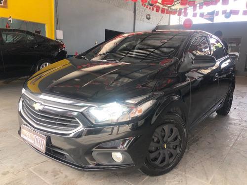 Chevrolet Onix 1.4 Lt 2018 Preto