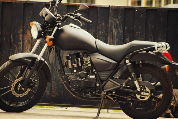 Moto Marca Ics Tipo Harley/caferacer