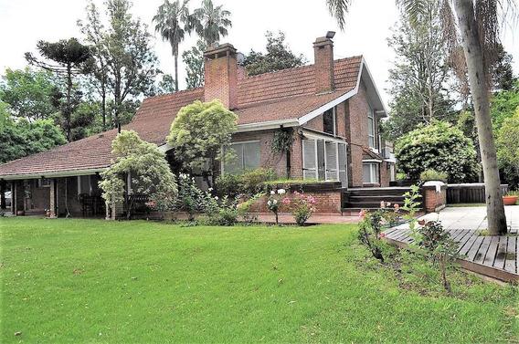 Fantastica Casa En Alquiler/ Venta - Cardales Country Club -reynolds Propiedades