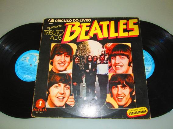Lp Duplo Tributo Aos Beatles The Beetles Group Vinil Perfeit