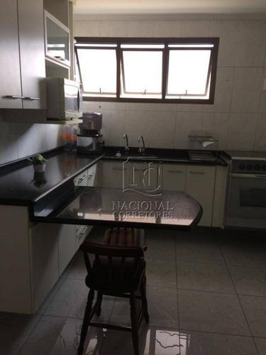 Imagem 1 de 30 de Apartamento À Venda, 130 M² Por R$ 530.000,00 - Parque Das Nações - Santo André/sp - Ap8803