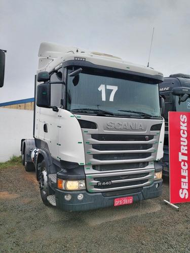 Scania  R 440 6x2a Opticruse