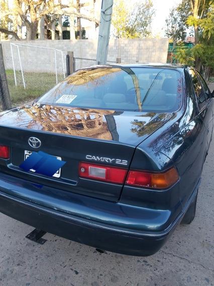 Toyota Camry 1998 Nafta/gnc Impecable...!!!