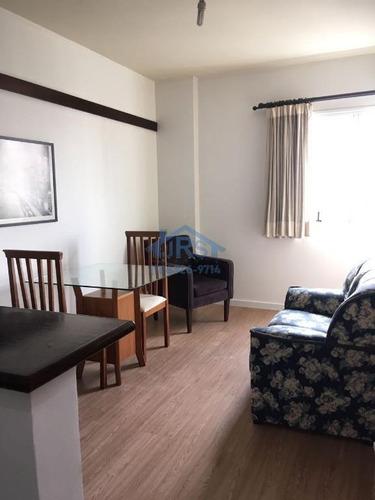 Apartamento Com 1 Dormitório À Venda, 41 M² Por R$ 265.000,00 - Alphaville Industrial - Barueri/sp - Ap4057