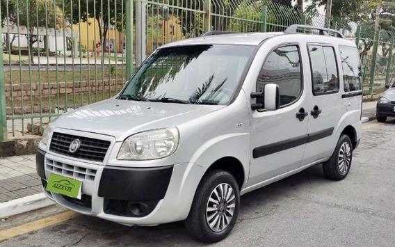 Fiat Doblo 1.4 Mpi Attractive 8v 2012 Completa 7 Lugares