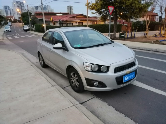 Chevrolet Sonic 1.6 Lt Auto 2013