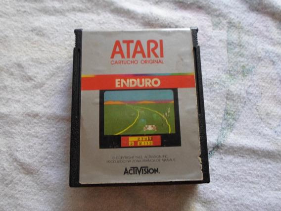 Enduro Original Para Atari 2600 & Similares
