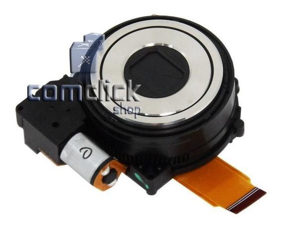 Bloco Ótico Prata Câmera Digital Samsung L73 Original