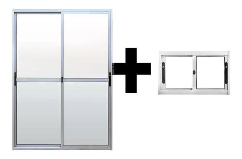 Puertas Ventanas De 150 X 200 + Ventana 50x30