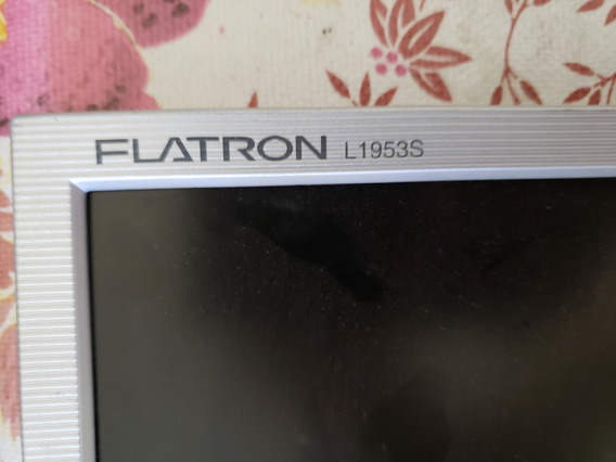 Pantalla / Display Monitor Lg Flatron L1953s