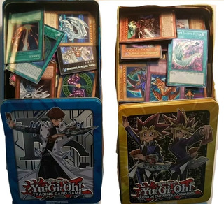 Caja 200 Cartas Yugioh Azar + Matt Duel Power + Maga Oscura