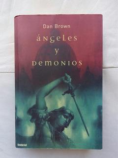 Libro Angeles Y Demonios De Dan Bronw
