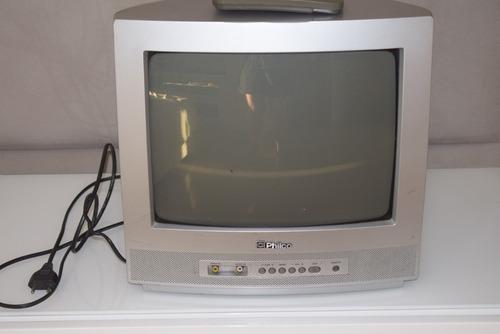 Tv Philco 14 Polegadas - Tubo Usada