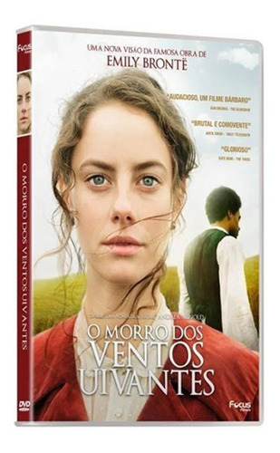 Dvd O Morro Dos Ventos Uivantes