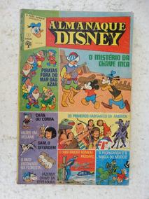 Almanaque Disney Nº 5! Editora Abril Jul 1971!