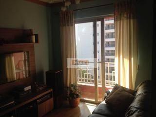 Apartamento Com 3 Dormitórios ,com Sacada,1 Vg  Òtimo Local Centroà Venda, 67 M² Por R$ 0 - Vila Baeta Neves - São Bernardo Do Campo/sp - Ap6726