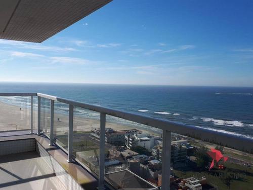 Imagem 1 de 30 de Apartamento Com 4 Dormitórios À Venda, 296 M² Por R$ 4.500.000,00 - Prainha - Torres/rs - Ap1249