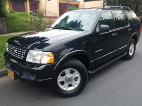 Ford Explorer Xlt At 4000 Cc