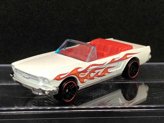Hot Wheels 65 Mustang Conversível Loose