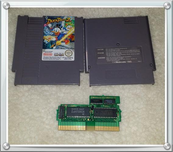 Jogo Duck Tales 2 Nintendinho Nes 8 Bits Original Nintendo
