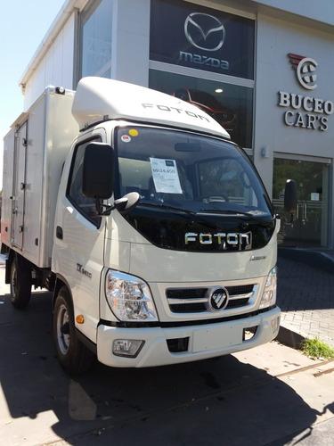 Camión Fotón Bj-1039 Furgón Box Rueda Simple / Entrego Hoy!!
