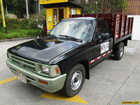 Toyota Hilux Estacas 1600cc