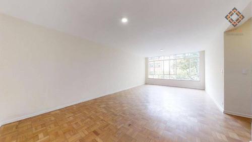 Apartamento Com 3 Dormitórios À Venda, 159 M² Por R$ 950.000,00 - Jardim Paulista - São Paulo/sp - Ap54307