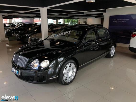 Bentley Continental 6.0 Flying Spur W12 48v Bi-turbo Blindad