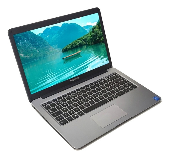 Notebook Positivo Motion 14.1