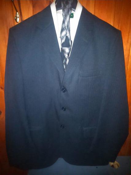 Vendo Traje Completo (saco,camisa,corbata Y Pantalón)