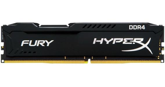 Memoria Kingston Hyper-x Fury Black 4gb Ddr4 Hx421c14fb/4