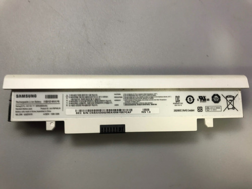 Imagen 1 de 9 de Repuestos Para Notebook Samsung Nc110