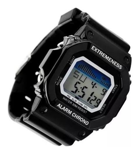 Relógio Unissex Original Skmei Modelo 6918 - Excelente !!