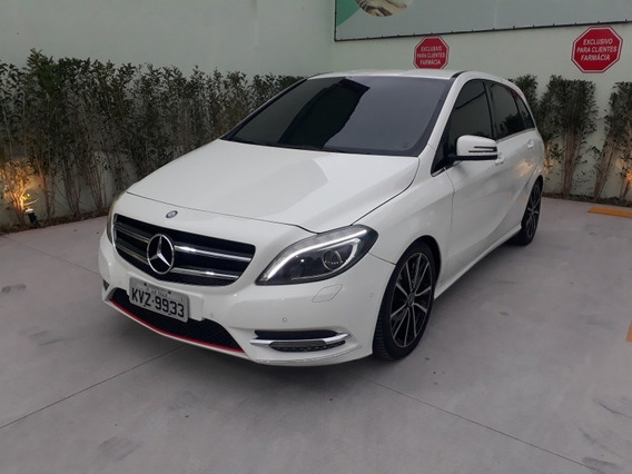Mercedes-benz Classe B 1.6 Sport Turbo 5p 2013