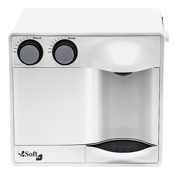 Purificador Água Refrigerado Por Compressor Soft Fit Branco
