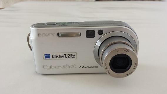 Maquina Sony Cyber Shot 7,2mp