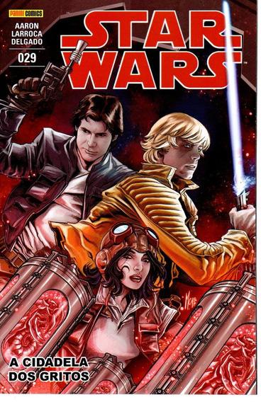 Star Wars 29 1ª Serie - Panini - Bonellihq Cx99 H19
