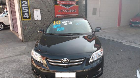 Corolla Se-g Ano 2010 - Único Dono / Impecável