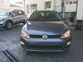 Volkswagen Golf Variant S Estandar Tdi 2016 Ae